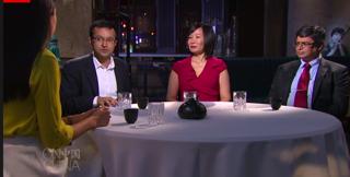 China and India: Mistrust? Haiyan Wang on CNN  on China – India & China Relations